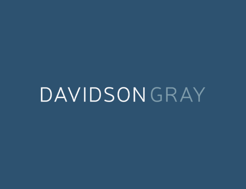 New corporate sponsor Davidson Gray expands our digital (foot)pawprint